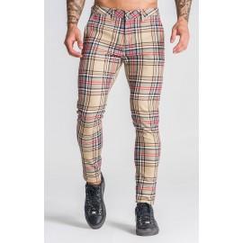 Old School Tartan Trousers