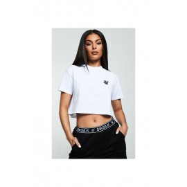 Retro Box Crop Tee