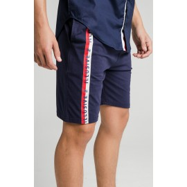 Side Tape Jersey Shorts