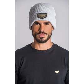 Beanie with Gold GK Plaque