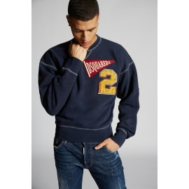 D2 College Crewneck Sweatshirt
