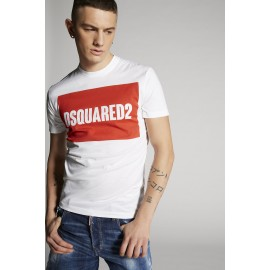 Dsquared2 Box Logo T-Shirt