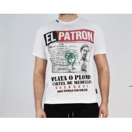 PATRON WHITE