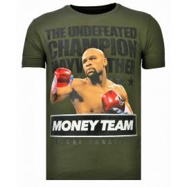 Camiseta Mayweather