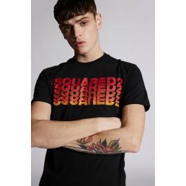 Ombre Logo T-Shirt