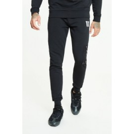 MESH OVERLAY JOGGERS SKINNY FIT